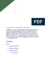 Fosfolípidos Organizados en Liposomas