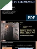 Metodos de Perforación de Túneles