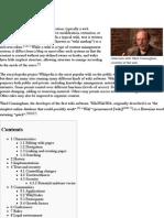 Wiki - Wikipedia, The Free Encyclopedia