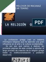 La Religion Griega