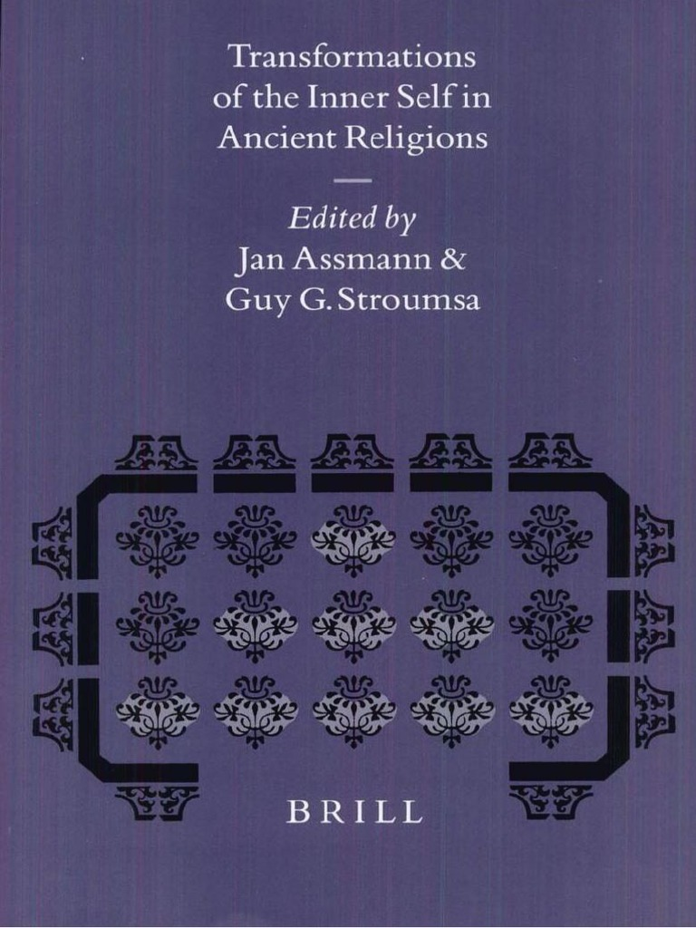 Assmann, Stroumsa - Transformations of the Inner Self in Ancient ...