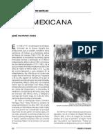 Conservatorianos. Ópera Mexicana. J. O. Sosa
