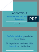 Ppt Ort Acentos7