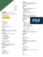 Menghitung PH Dan POH Larutan