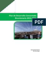 Plan de desarrollo Urbano Alto selva Alegre
