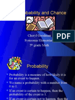 Prob and Chance