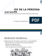 SÍNDROMES GERIÁTRICOS (2)