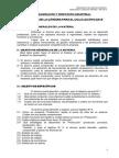 Normativa y Cronograma OYD 2015