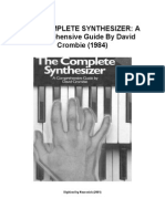The Complete Synthesizer