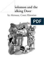 King Solomon and the Talking Door