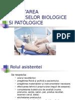 RECOLTAREA PRODUSELOR BIOLOGICE SI PATOLOGICE.pptx