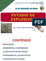 Tema 11 Mg Los Explosivos