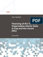 Financing of the Terrorist Organisation ISIL