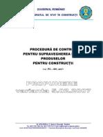 proceduraOrdinul MTCTnr15582004