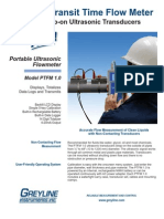 PTFM 1.0 Brochure