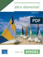 Álgebra Elemental - 6a Edición