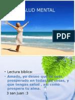 Salud Menta  lpsicologia