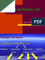 SIFAT MATERIAL KG-drg Sulistiawati