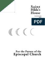 Saint Hilda's House Spring Quarterly 2015