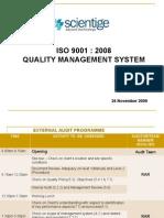 ISO QMS Presentation