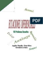 Libro de Ejercicios Resueltos.ecuaciones Diferenciales
