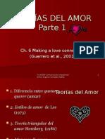 Teorías Del Amor