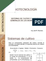 Sistemas de Cultuivo y Aspectos Grales de Los Biorr