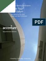 Accenture Marketing Transformation Brochure