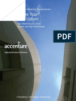 Accenture Marketing Transformation Brochure