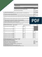 Formato DPN 25 en excel