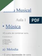 Teoria Musical Batista Getsêmani
