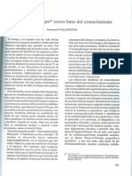 Modernidad, colonialidad  y postmodernidad. Lander. Espacio y tiempo históricos-Wallerstein, Reoriginalización cultural-Quijano
