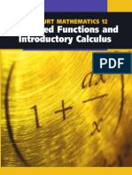 Advanced Functions and Introductory Calculus