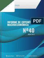 Informe de Coyuntura Macroeconómica - Estudio Singerman & Makón - Mayo 2015