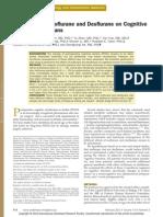 Anesthesia & Analgesia Volume 114 Issue 2 2012 [Doi 10.1213%2Fane.0b013e31823b2602] Zhang, Bin; Tian, Ming; Zhen, Yu; Yue, Yun; Sherman, Janet; Zhen -- The Effects of Isoflurane and Desflurane on Cogn