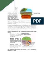La Litosfera HIDROSFERA y Atmosfera.docx