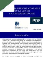 La Prueba Pericial Contable en La Ley de Enjuiciamiento Civil