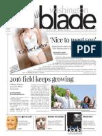 Washingtonblade.com, Volume 46, Issue 23, June 5, 2015