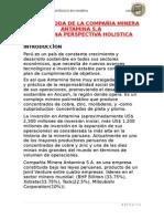 Analisis Foda de Antamina S.a - 1