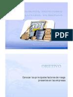 IDENTIFICACION Y CONTROL DE RIESGOS