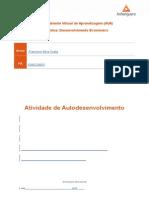 Trabalho de Desenvolvimento Econômico.doc