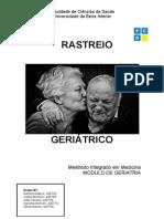 Rastreio Geriátrico