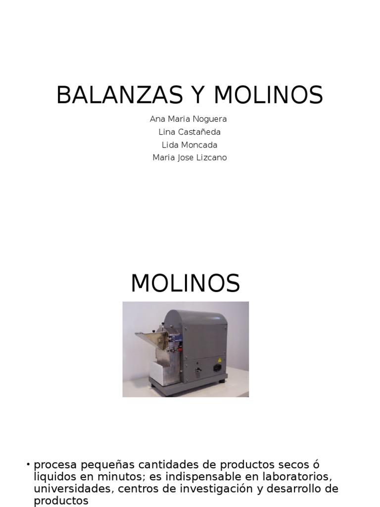 0f8df2a026660 Balanzas y Molinos