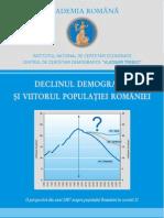 Academia Romana - Articol - Declinul Demografic