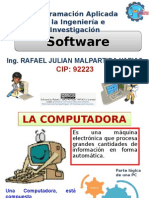 CLASE N° 01 Software