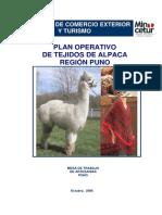 Pop Tejidos Alpaca-puno