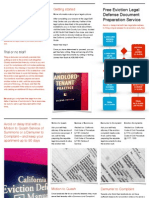 Latest - Eviction Legal Self-Help Brochure