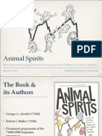 20131111 Akerlof and Shiller - Animal Spirits