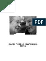 Examen Fisico Del Adulto Clinico Mayor