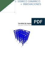 Informe Estructuras Dissipadores